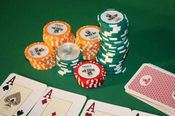 Casino con carta maestro